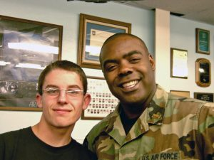 Military Mentoring image one
